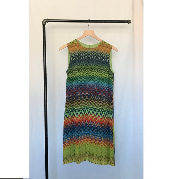 Missoni Dresses & Skirts - Missoni Zigzag Shift Dress